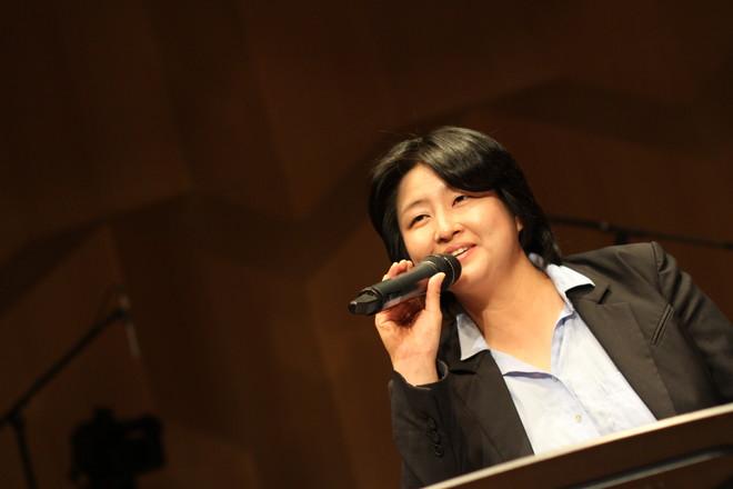 김시연 아녜스. ©️배지희